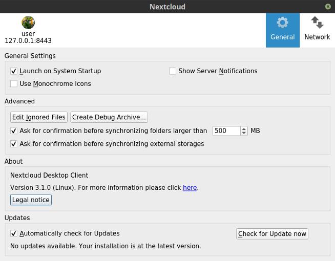 3.1 desktop client debug generation button