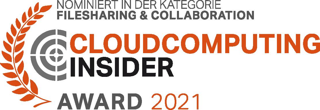 CC Insider Award 2021
