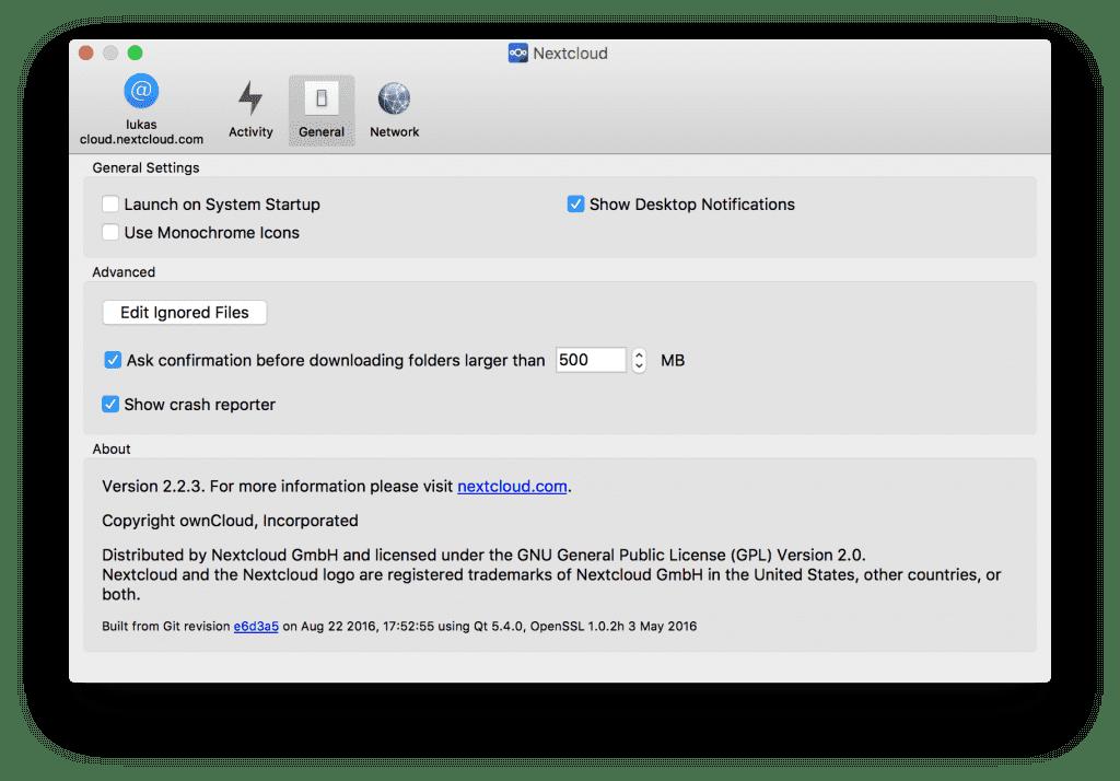 Mac client 4