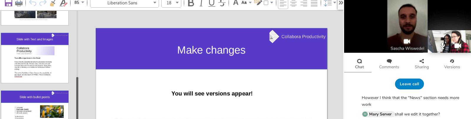 Nextcloud Talk 5 0, Android 3 4 0 and Contacts 3 0 – Nextcloud