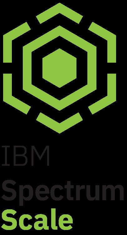 IBM Spectrum Scale logo